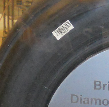 tire sticker DigitalLabels seriplastica